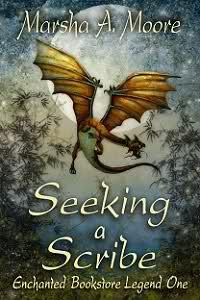 Seeking A Scribe by Marsha A. Moore