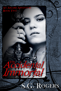 The Accidental Immortal by S.G.Rogers