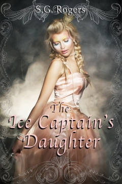 Interview With :     Jillian Roring of The Ice Captain's Daughter and author S.G. Rogers,
